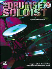 Drumset Soloist Book/Cd