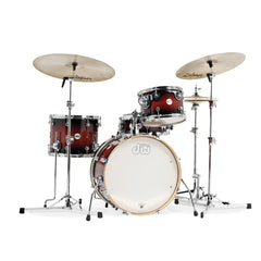 DW Design Series 4 Pc Frequent Flyer Drum Set