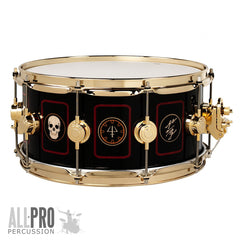DW Neil Peart R40 Icon Snare Drum