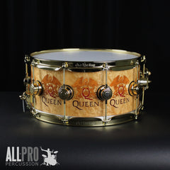 DW 14x6.5 Icon Queen Snare Drum with Inlay Finish