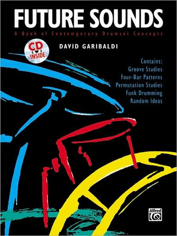 David Garibaldi Future Sounds Book/CD