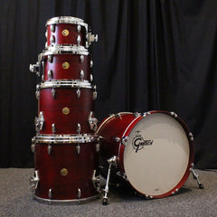 Gretsch USA Custom Drum Set 20/10/12/14/16 - Satin Rosewood
