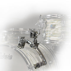Ludwig ATLAS Rail-Mounted Bass Drum Tom Holder - LAC2983MT