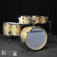 Ludwig Classic Maple In Birdseye Finish