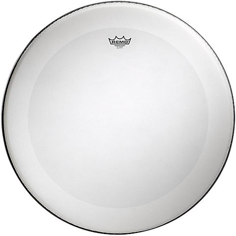 Remo Powerstroke 4 Coated Bass Drumhead With Falam Patch