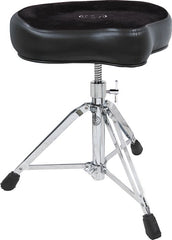 Roc N Soc Manual Spindle Drum Throne - Blue