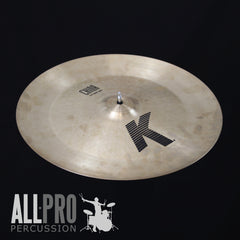 "Zildjian 17"" K China Used"