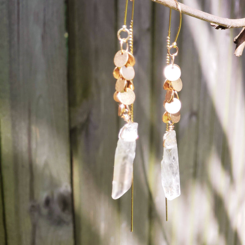 Love Spell <br>Threader Earrings