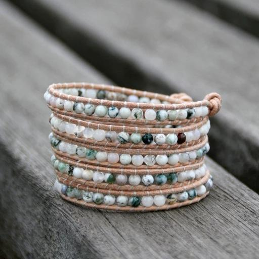 Eternal Hope Wrap Bracelet