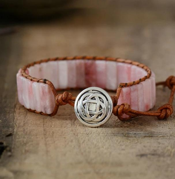 At First Blush<br> Chakra Bracelet