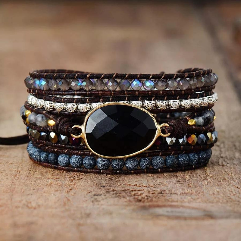 Dominion Wrap Bracelet