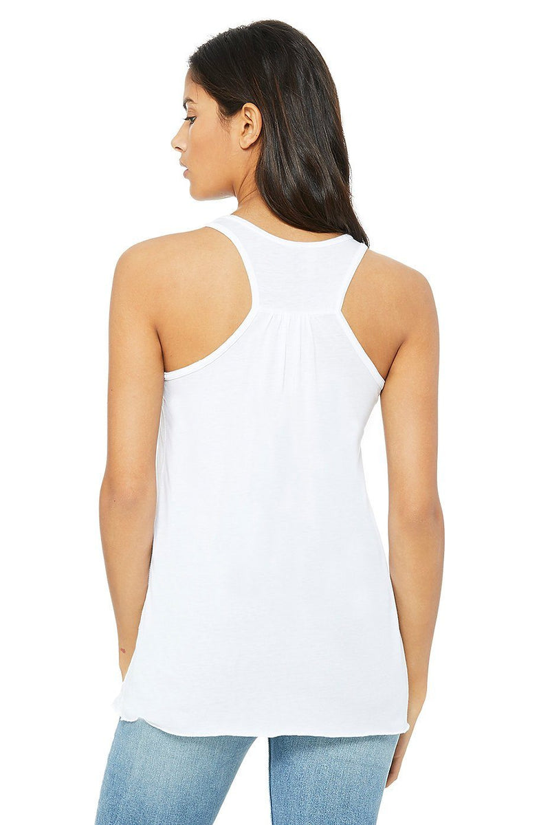 See The World Differently Flowy Racerback