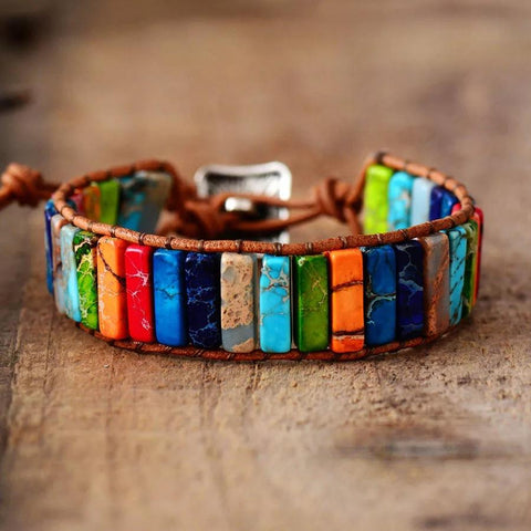 Wrap Me In Tranquility <br>Wrap Bracelet