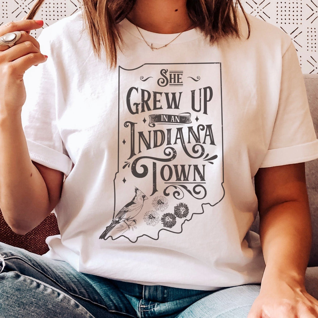 Indiana Town<br> Graphic Tee