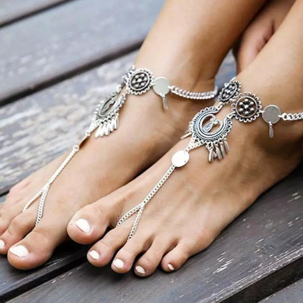 Treasure Trove<br> Anklet