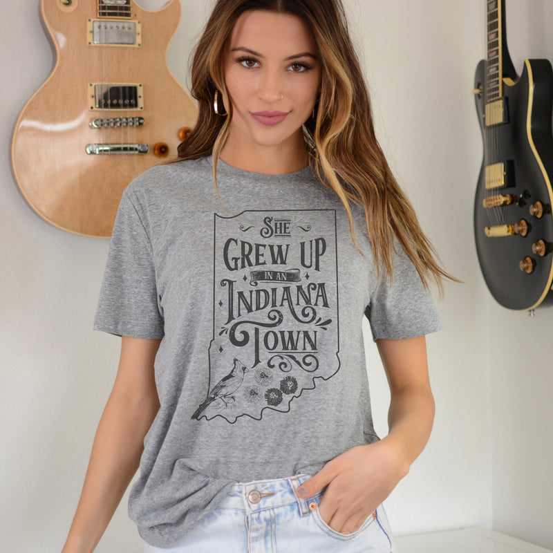 Indiana Town, Graphic Tee