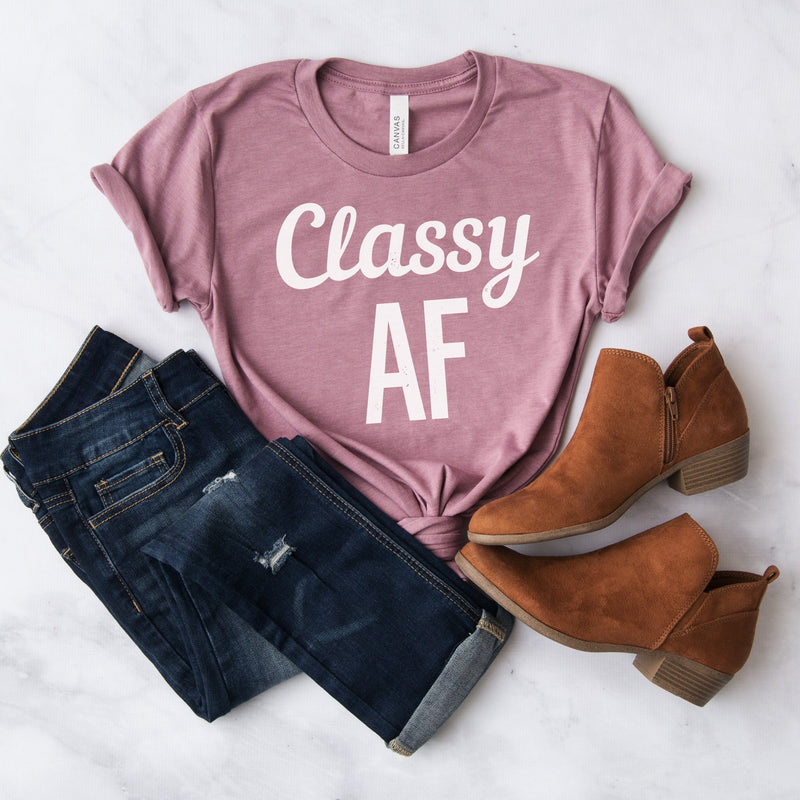 Classy AF Graphic Tee