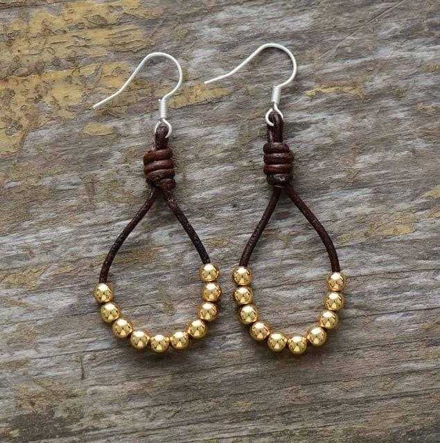 Bohemia Teardrop Earrings