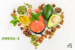Foods high in omega 3 are really beneficial for your body. Take a look at our blog about omega 3 benefits and how essential it is.