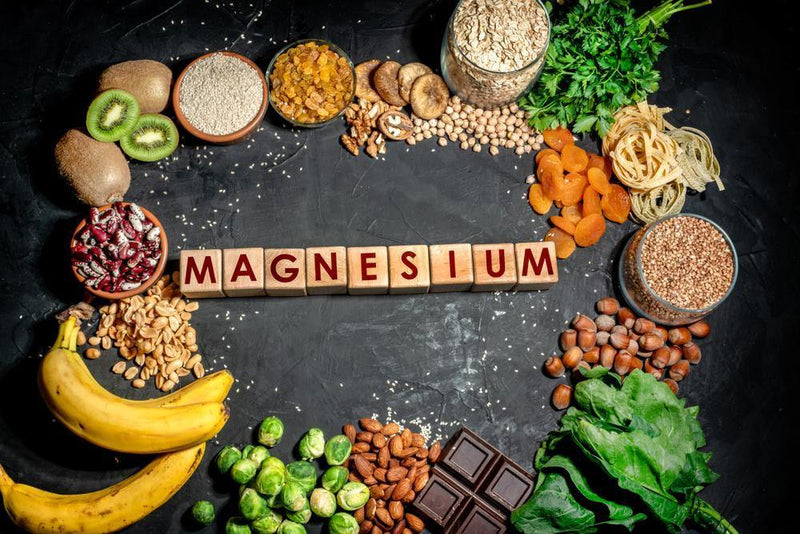 If you want to search for sources of magnesium, you can find the magnesium rich nuts in our article.