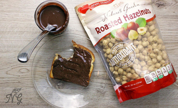 If you are looking for a healthy hazelnut spread recipe, you should read our blog about homemade hazelnut spread.