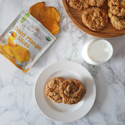 If you are on a diet and searching for a cookie recipe, this healthy, sweet, and easy-to-make mango cookie is for you.