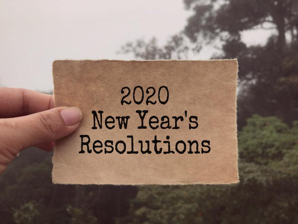 Healthy New Year's Resolutions - Nature's Garden