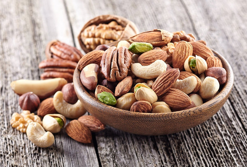 Eating Nuts for Heart Health