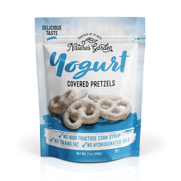 Nature's Garden Yogurt Covered Pretzels