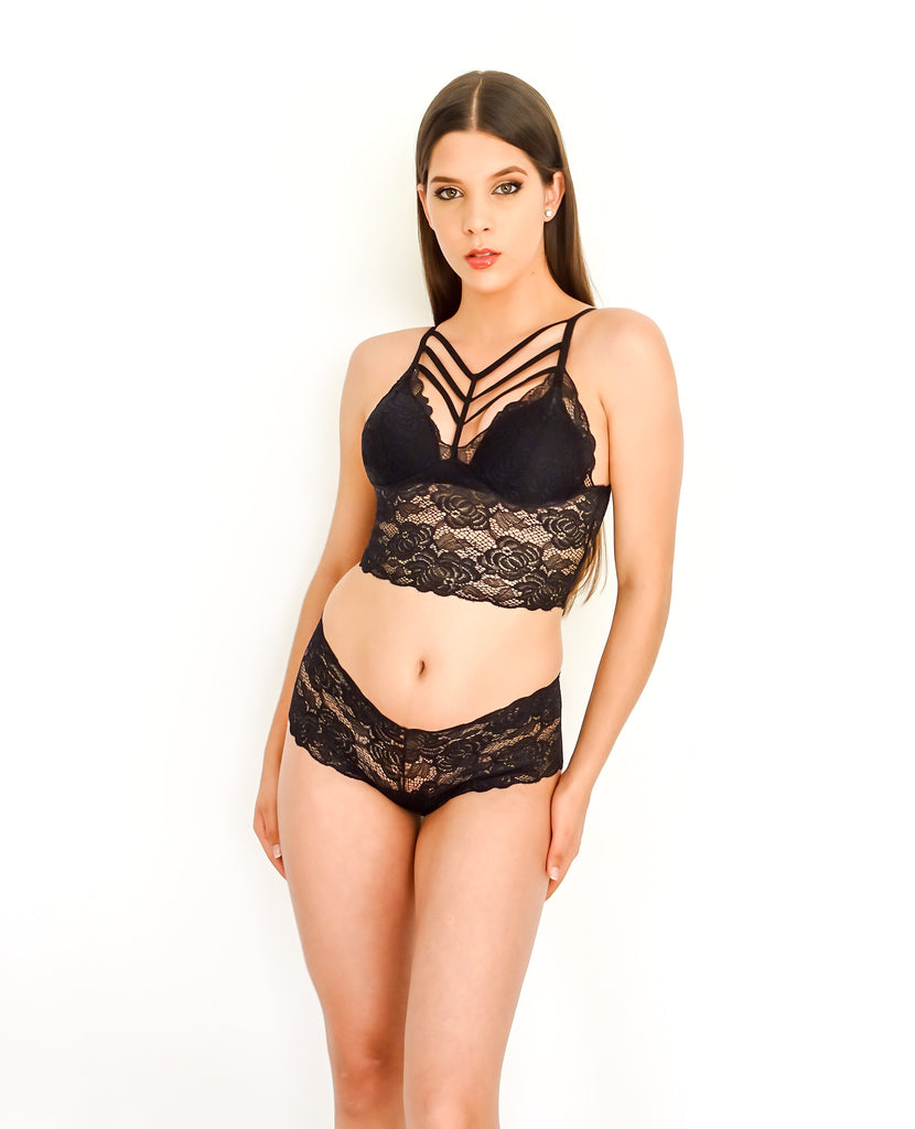 Alyssa Lingerie Set