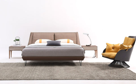 Chattel Collections featuring Lusso Bedroom Bedframe