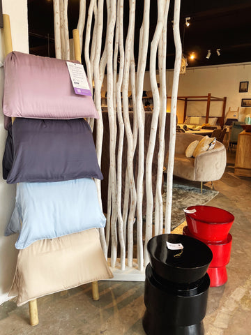 Featuring Weavve's display at WTP Furniture