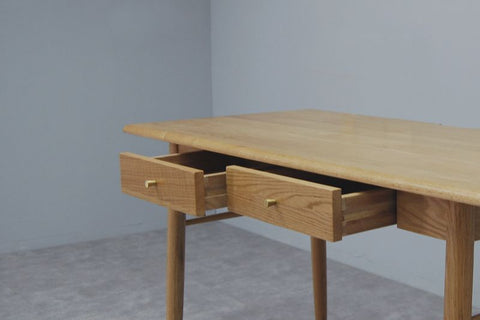Holmes Desk made from Solid Oak Wood