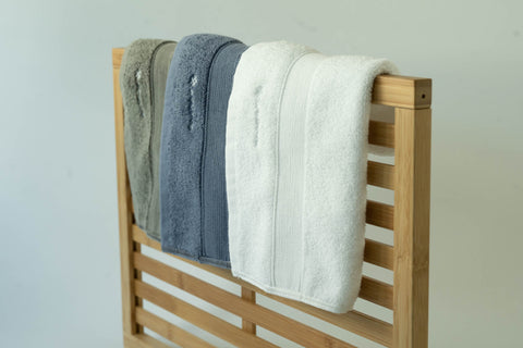 Ultra Soft Cotton Face Towel - Set of 4
