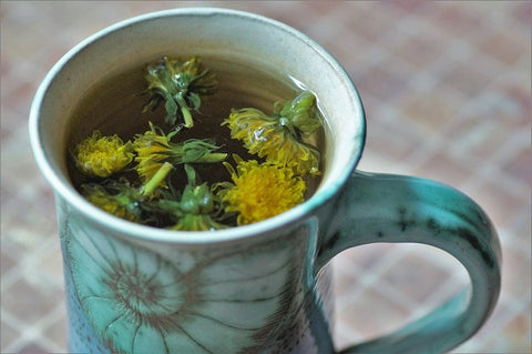 How to make Dandelion Tea the perfect way each time!!