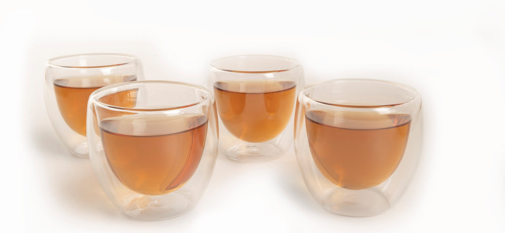 Double Wall Cups (80ml) - TeaSwan