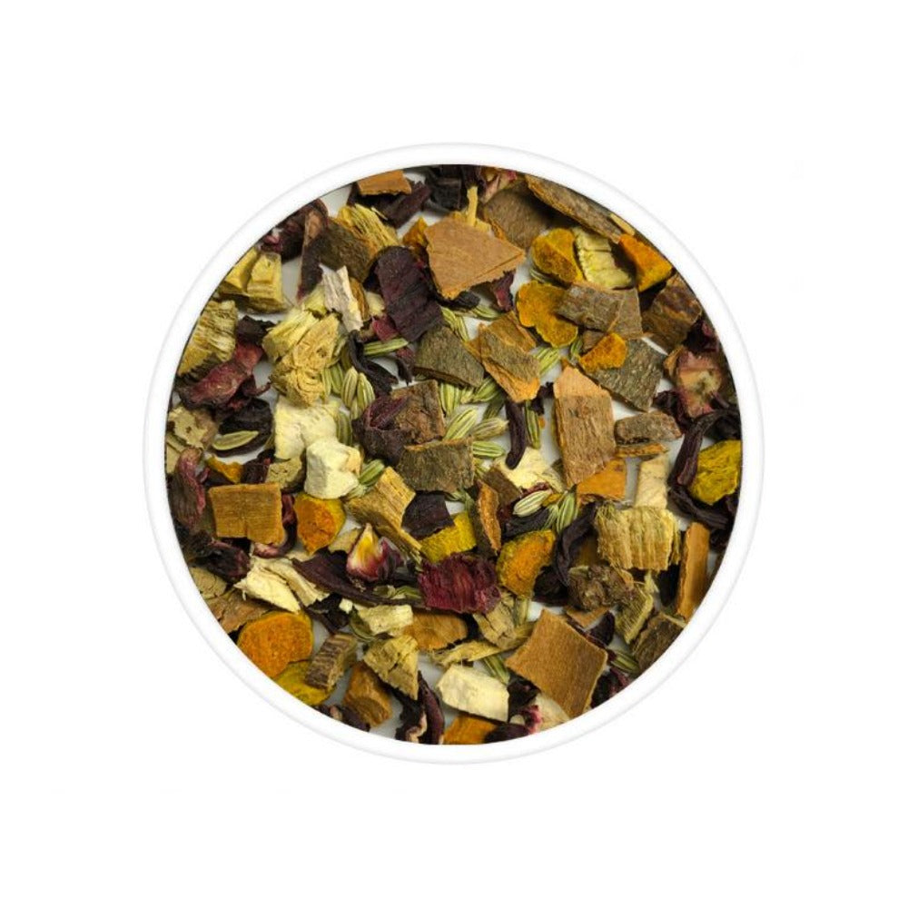 Herbal Immune Tea - TeaSwan