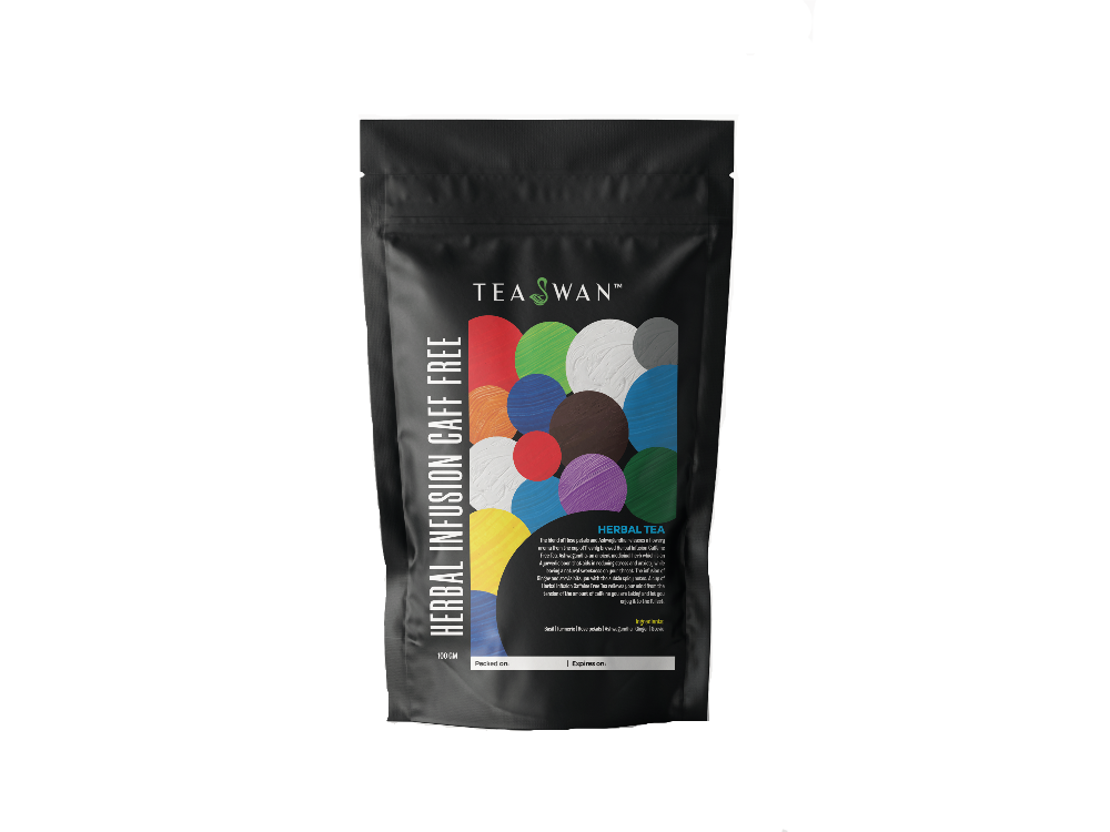 Herbal Infusion Caffeine Free - TeaSwan