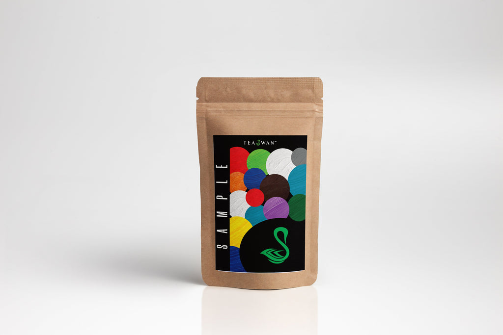 12 Customize Tea Samples - TeaSwan