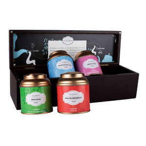 4 partition gift box - Shop-Teas-Online-TeaSwan