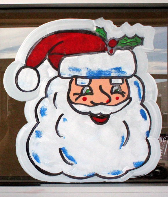 Christmas  WINDOW ART KIT - Residential