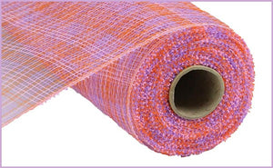 "10""X10yd Multi Stripe Mesh"