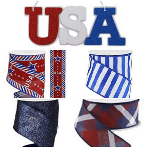 USA Sign Ribbon Kit