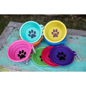 Collapsible Drinking Bowl SMALL