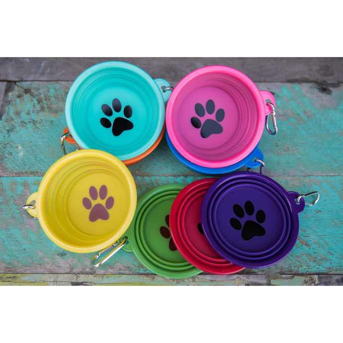 PET BOWL LARGE - Collapsible