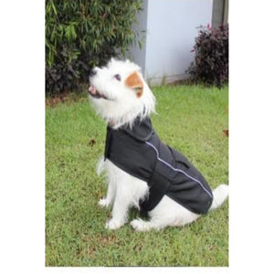 Embroidered Dog Coat 30cm