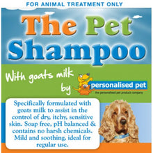 Load image into Gallery viewer, The Pet Shampoo, 500ml