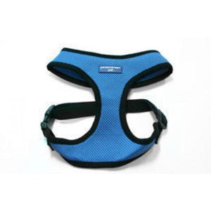 PET HARNESS Royal Blue - Embroidered