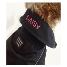 Load image into Gallery viewer, Embroidered Dog Coat 35cm