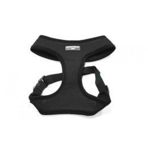 PET HARNESS Black - Embroidered